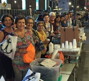 Feeding the Hungry September 30, 2015